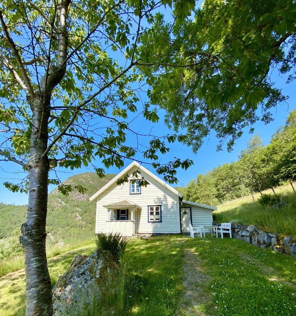 rental cabin EN